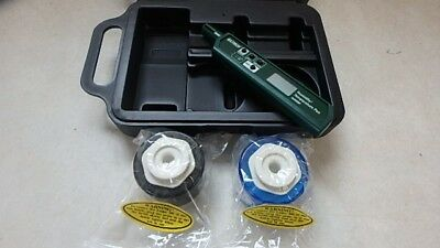 Used Extech 445580 Humidity And Temperature Pen Sized Meter Cp257