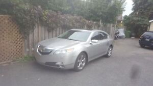 2009 Acura TL SH AWD avec groupe navigation Berline  4x4