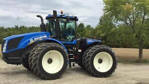 New Holland T9.450HD tractor