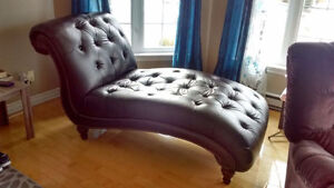 Claremore Chaise from Ashley's Furniture - REDUCED