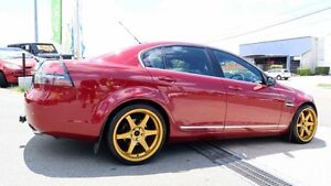2006 Holden Calais VE Maroon 5 Speed Sports Automatic Sedan Woodridge Logan Area Preview