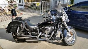 Kawasaki Vulcan VN900 for sale or trade