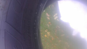 GOODYEAR NORDIC WINTER TIRES (4X) West Island Greater Montréal image 4
