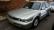 1995 Mitsubishi Magna TS Executive Silver 4 Speed Automatic Sedan Georgetown Newcastle Area Preview