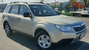 2010 Subaru Forester S3 MY10 X AWD Gold 4 Speed Sports Automatic Wagon Bungalow Cairns City Preview