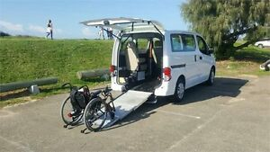 2011 Nissan NV200 WELCAB White Automatic North Manly Manly Area Preview