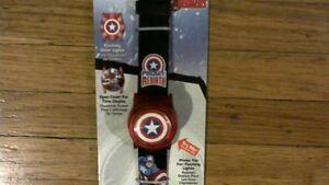 Captain America Flashing Watch[new]