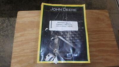John Deere Operators Manual Greenstar 3 2630 Display 395 Pages B15