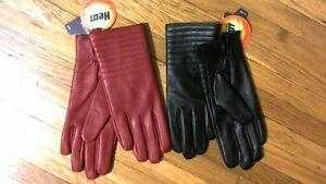 Ladies  Elegant Leather Dress/ Driving Gloves with T max [new]