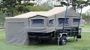 MDC Camper Trailer Mackay Mackay City Preview