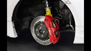 Brake service due? $140 to service brakes with an oil change!