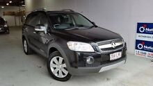 2008 Holden Captiva CG MY09 LX AWD Black 5 Speed Sports Automatic Wagon Virginia Brisbane North East Preview