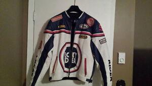 Suzuki Men's Lucky Rider Motorcycle Jacket