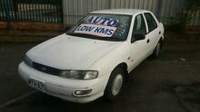 1997 Kia Mentor GLX 4 Speed Automatic Hatchback Enfield Port Adelaide Area Preview