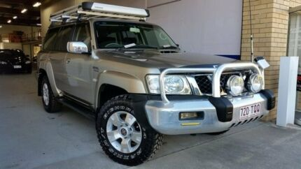 2006 Nissan Patrol GU IV MY05 ST-S Gold 4 Speed Automatic Wagon Virginia Brisbane North East Preview