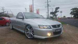 2005 Holden Commodore VZ SSZ 4 Speed Automatic Utility Cairnlea Brimbank Area Preview