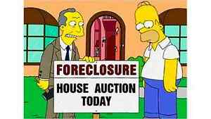 AVOID BANK FORECLOSURE!