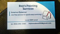 PAINTER FOR HIRE!