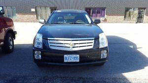 2008 Cadillac SRX AWD - Luxury & Power - One Owner