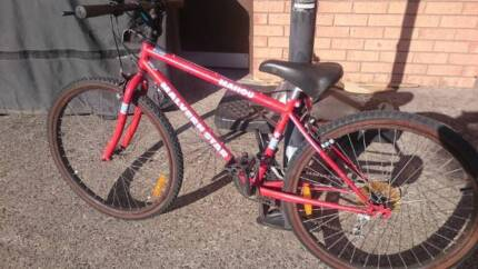 Mountain Bike Malvern Star Red 15 inch frame Bundoora Banyule Area Preview