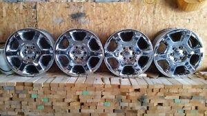 A vendre 4 roue 20 pouce pour ford f150
