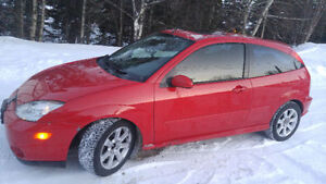 Mint 2002 Ford Focus SVT Hatchback
