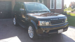 2011 Land Rover Ranger Rover Sport HSE LUX for sale
