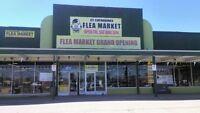 St.catharines 333 Ontario st. Flea Market