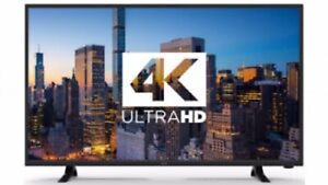 "Samsung UN55NU7100FXZC - 55"" 4K UHD LED Smart TV - $784.99"