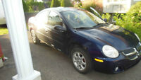 2004 Dodge SX 2.0 Berline