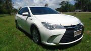 2016 Toyota Camry AVV50R Altise White 1 Speed Constant Variable Sedan Hybrid Winnellie Darwin City Preview