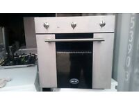 Brand New Stainless Steel 'Necht' Built in Single Oven- Free local delivery
