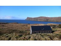 New Years Cottage Available - Isle of Skye