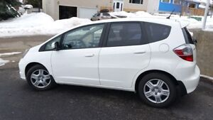 2012 Honda Fit LX Hatchback