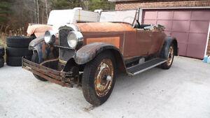 1927 Nash convertible rumble seat long wheelbase NEW PRICE