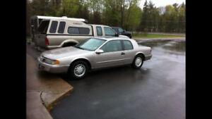 1995 Mercury Cougar Coupe (2 door)