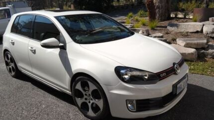 2010 Volkswagen Golf Hatchback Griffith South Canberra Preview