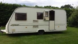 Avondale Dart Carlton 510-5 berth Touring caravan 2002