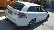 2013 Holden Commodore VE II MY12.5 SS Z-Series White 6 Speed Automatic Sportswagon Homebush Strathfield Area Preview