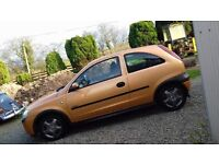 Vauxhall Corsa C 2003 *CHEAP*