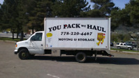 You Pack We Haul