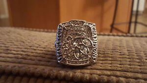 NHL and Toronto Blue Jays replica Championship rings for sale Regina Regina Area image 3