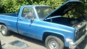 1986 C10 - PROJECT