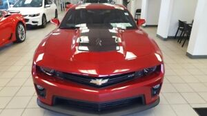 2014 Chevrolet Camaro ZL1 6.2L-580 HP, ONE OWNER, 8,000 KMS