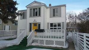 Fully renovated 2 storey in West Jasper Place
