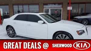2012 Chrysler 300 S/SPORT Accident Free,  Leather,  Heated Seats