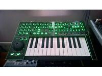 Roland System-1 plug out synth with SH-101 loaded