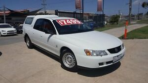 2004 Holden Crewman VY II 4 Speed Automatic Crew Cab Utility Cairnlea Brimbank Area Preview