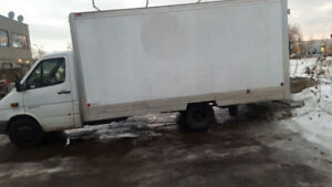 LOCATION CAMION 100$/jour ///  TRUCK RENTAL 100$ per day