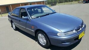 1996 Holden Commodore VS Acclaim Blue 4 Speed Automatic Sedan Revesby Bankstown Area Preview
